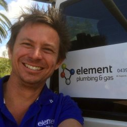 Plumbers Perth: Brad Deutscher - Element Plumbing & Gas